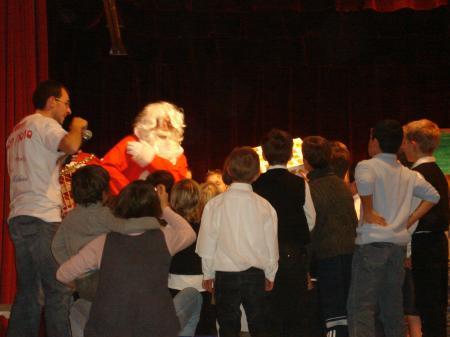 Spectacle de Noël 2009