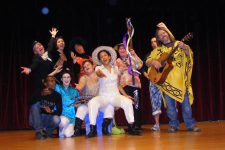 spectacle de noel 2010